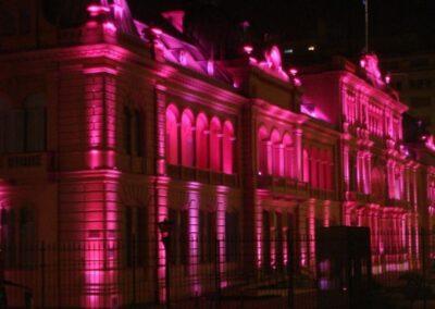 Casa Rosada Exterior